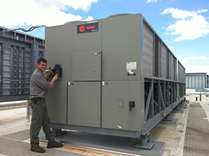 USA Mechanical Chiller
